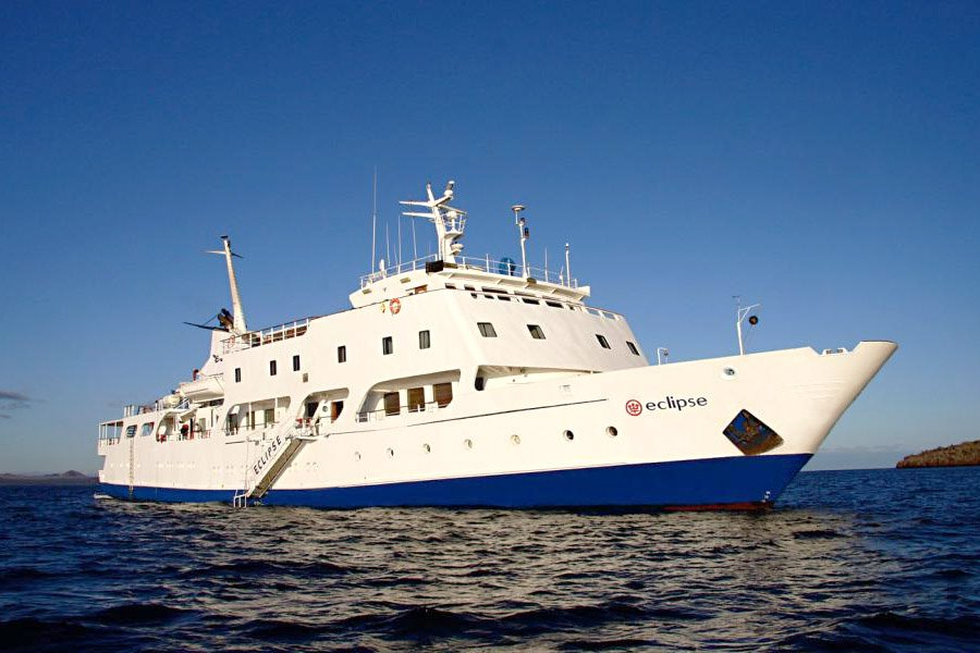 Eclipse Yacht Galapagos