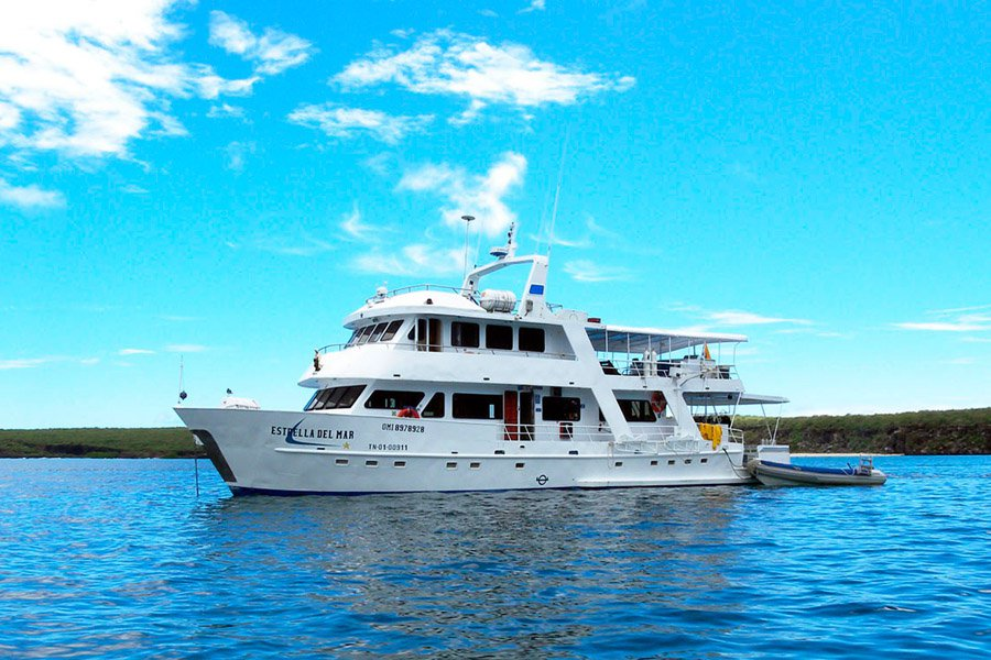 Estrella de Mar I Yacht, Galapagos