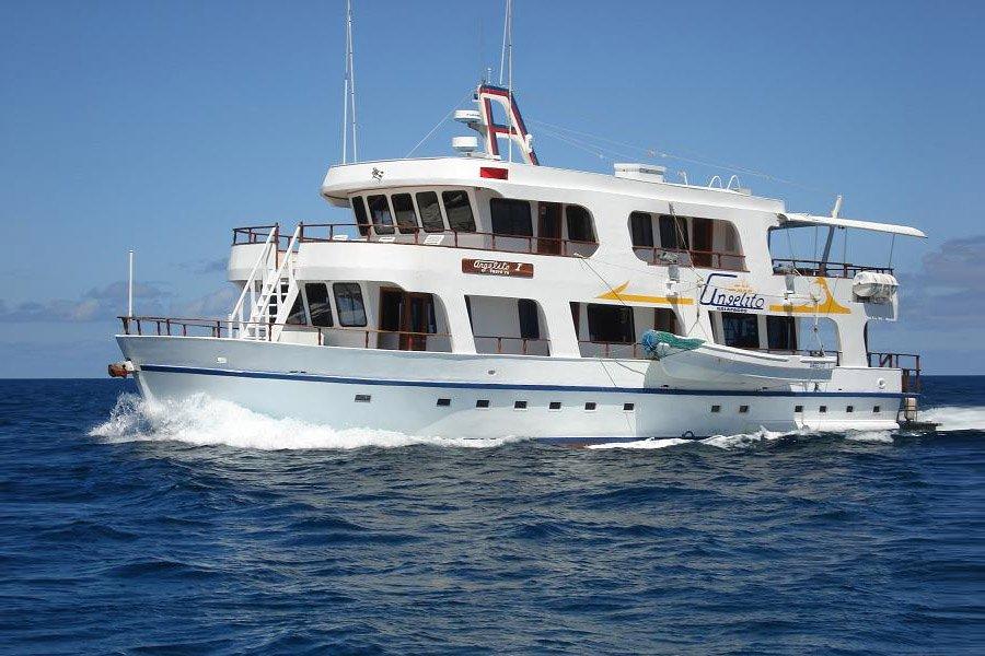 Angelito Yacht, Galapagos