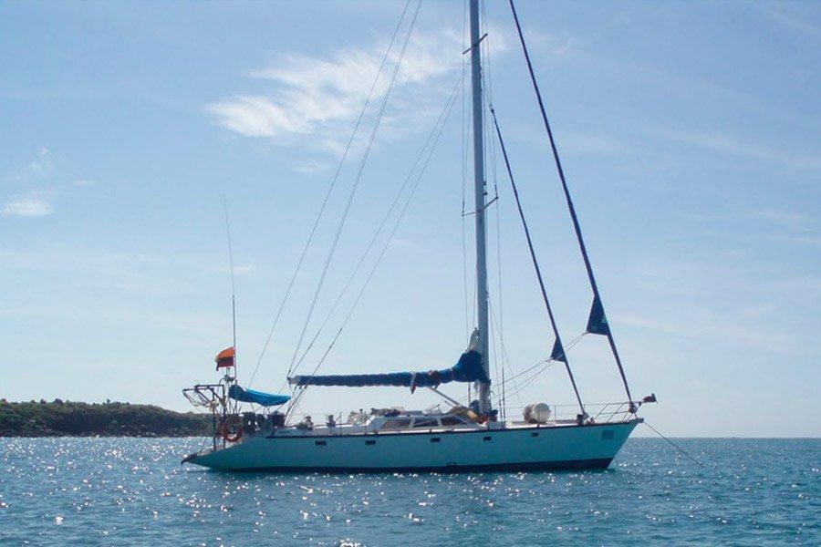 Merak Yacht, Galapagos
