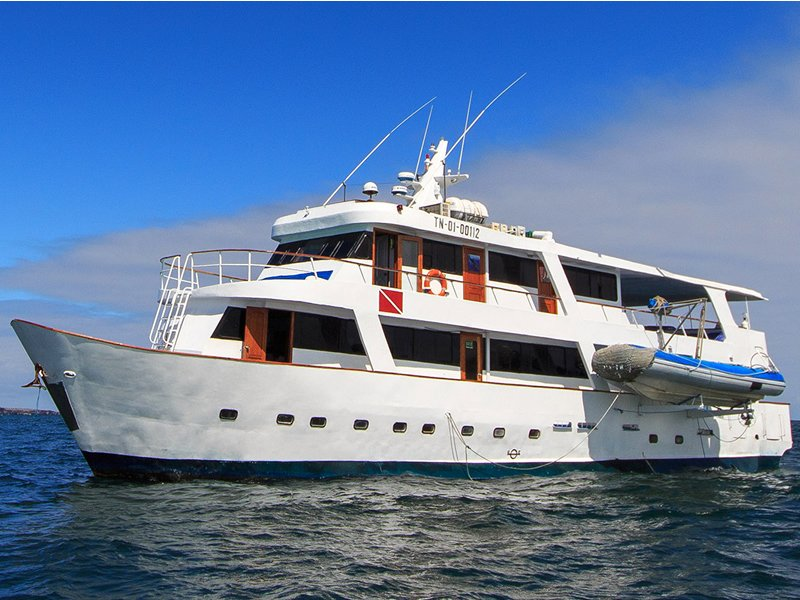 Aqua Yacht, Galapagos DIVING