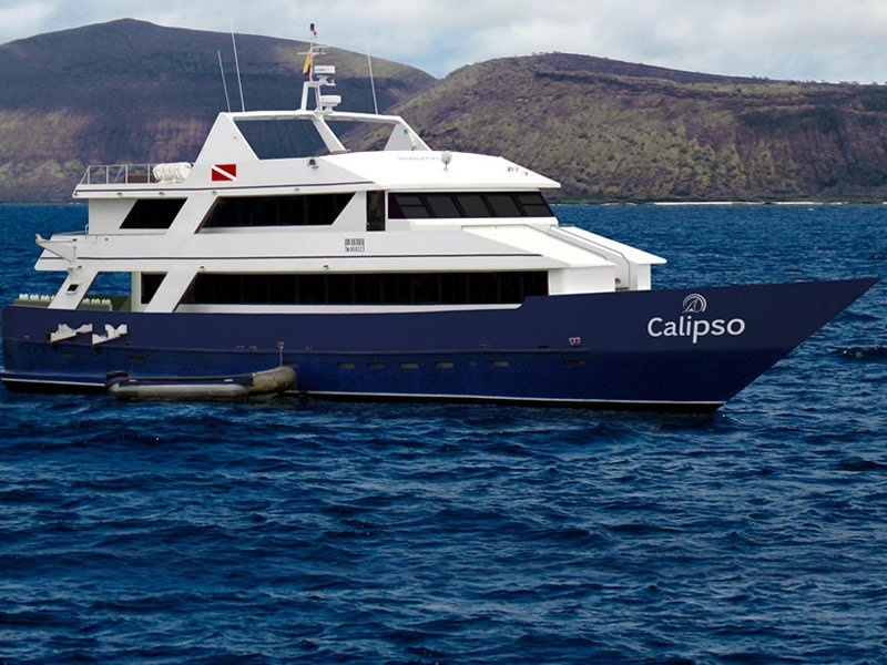 Calipso Yacht, Galapagos DIVING